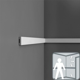 Дверное обрамление DX162 Orac Axxent