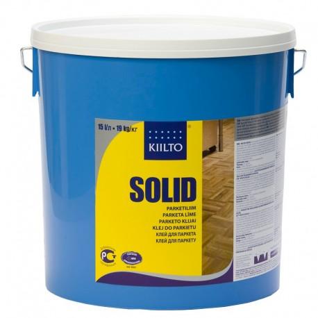 Клей паркетный - Kiilto Solid