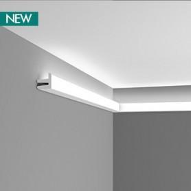 Карниз для скрытого освещения C380 Orac Luxxus
