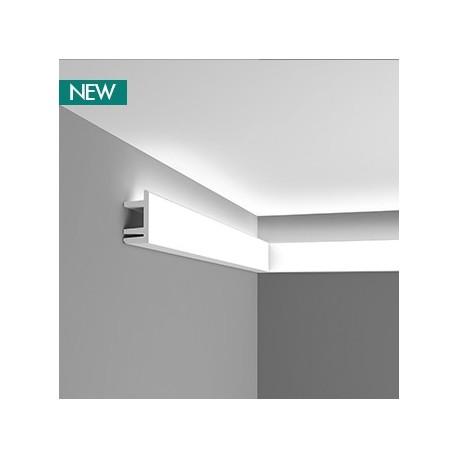 Карниз для скрытого освещения C381 Orac Luxxus