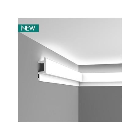 Карниз для скрытого освещения C382 Orac Luxxus