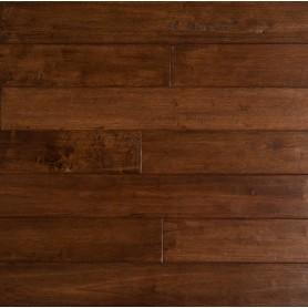 Паркетная доска Brand Wood Гевея RED CLASSIC гладкая