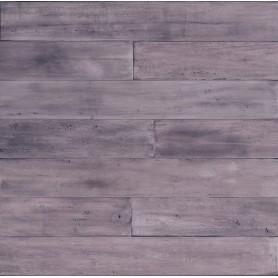 Паркетная доска Brand Wood Гевея ASH GREY гладкая