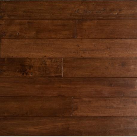 Паркетная доска Brand Wood Гевея RED ETERNITY состаренная