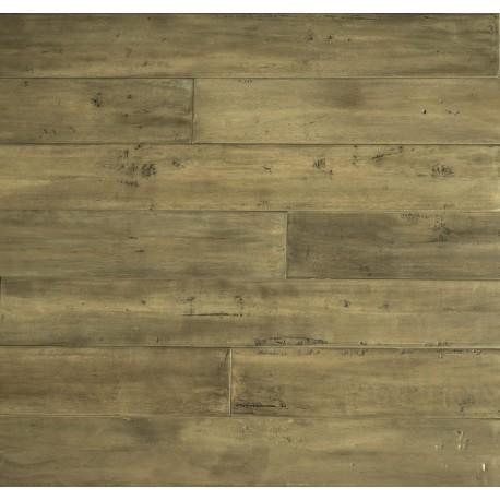 Паркетная доска Brand Wood Гевея OLIVE ETERNITY состаренная