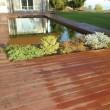 Террасная доска Brand Wood Мербау натуральная 19х90мм