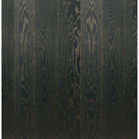 Массивная доска из дуба Патина цвет 036ЗЧ