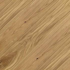 Паркетная доска Дуб рустик под лаком цвет 127ДЛ
