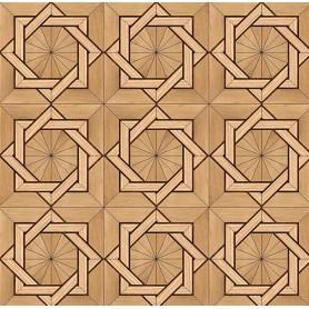 Паркет художественный геометрический SWX 1305