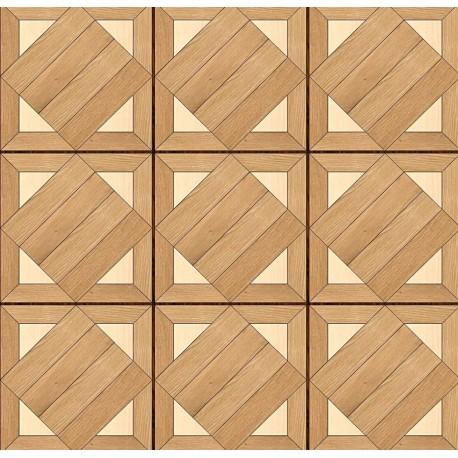 Паркет художественный геометрический SWX 1311