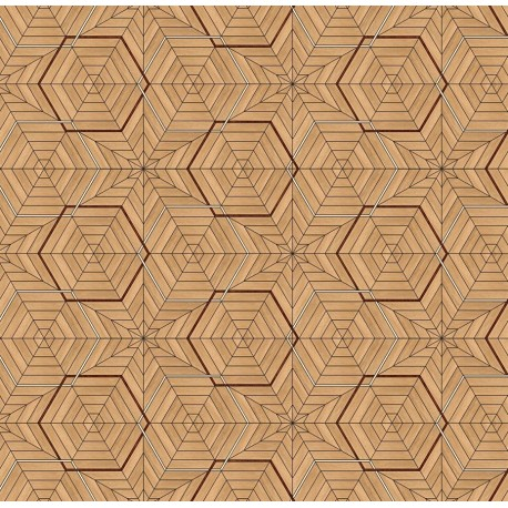 Паркет художественный геометрический SWX 1326А
