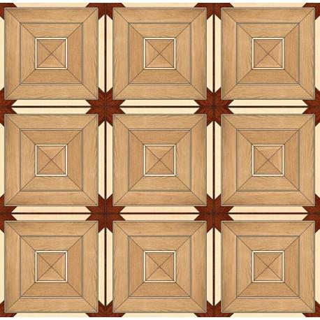 Паркет художественный геометрический SWX 1327