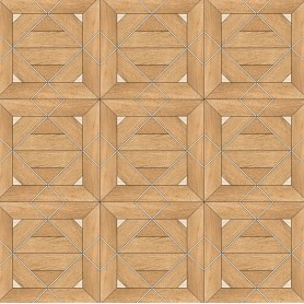 Паркет художественный геометрический SWX 1334