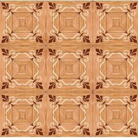 Паркет художественный геометрический с инкрустацией SWX 1397