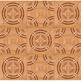 Паркет художественный геометрический с инкрустацией SWX 1398