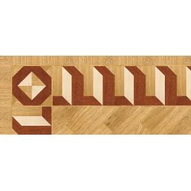 Паркетный фриз художественный SWFХ 1710