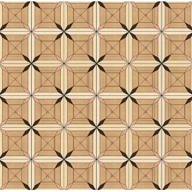 Паркет художественный геометрический SWX 1304