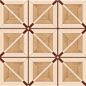 Паркет художественный геометрический SWX 1306