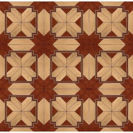 Паркет художественный геометрический SWX 1317