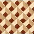 Паркет художественный геометрический SWX 1337