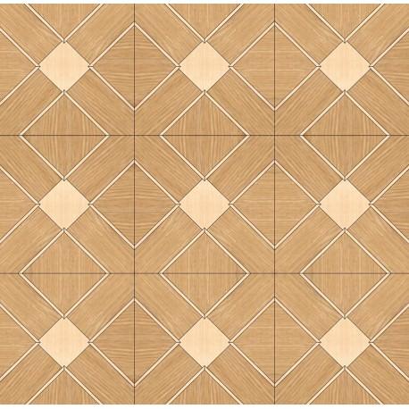 Паркет художественный геометрический SWX 1353