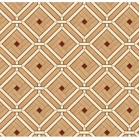 Паркет художественный геометрический SWX 1355