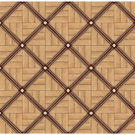 Паркет художественный геометрический SWX 1361