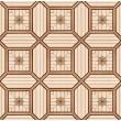 Паркет художественный геометрический SWX 1374