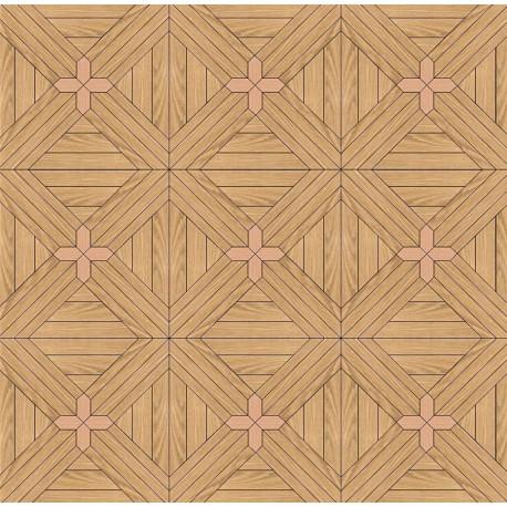 Паркет художественный геометрический SWX 1375