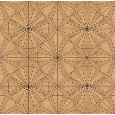 Паркет художественный геометрический SWX 1388