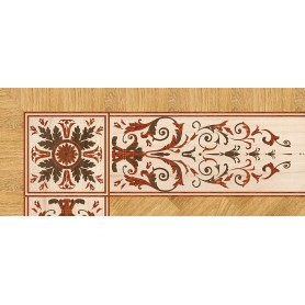 Паркетный фриз дворцовый SWFD 1911