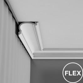Карниз C341Flex Orac Luxxus