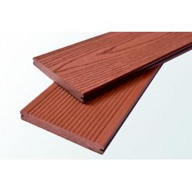 Террасная доска Tardex Professional цвет Терракот 150х20х2200мм