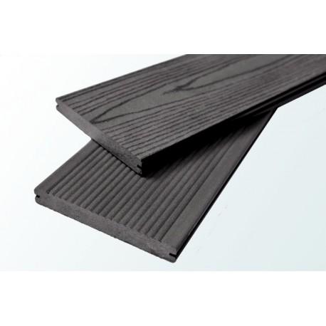 Террасная доска Tardex Professional цвет Антрацит 150х20х2200мм