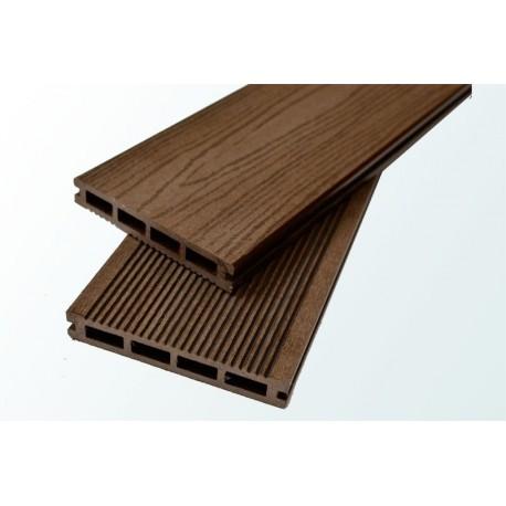 Террасная доска Tardex Classic цвет Венге 150х25х2200мм