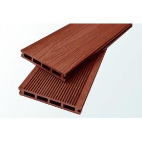 Террасная доска Tardex Classic цвет Терракот 150х25х2200мм