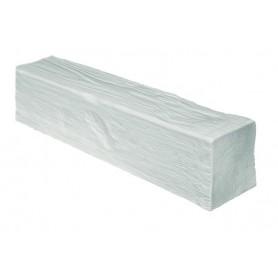 Декоративная балка Модерн ED 108 classic белая 5х15х200см