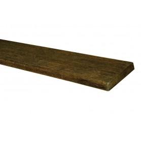 Декоративная панель Модерн EТ 406 classic темная 12х3,5х200см
