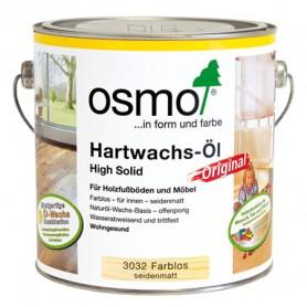 Масло Osmo с твердым воском HARTWACHS-ÖL ORIGINAL, 2,5л