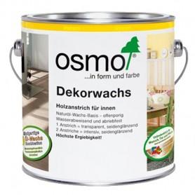Универсальное цветное масло Osmo DEKORWACHS INTENSIVE TÖNE, 2,5л
