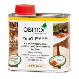 Масло с твердым воском Osmo для мебели и столешниц TOPOIL, 0,5л