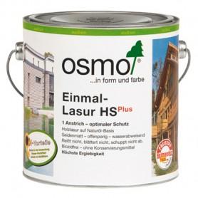 Однослойная лазурь Osmo EINMAL-LASUR HS PLUS, 2,5л