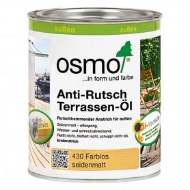 Масло для террас Osmo с антискользящим эффектом ANTI-RUTSCH TERRASSEN-ÖL, 2,5л