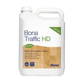 Лак паркетный Bona Traffic HD, 2-х компонентный, 5л