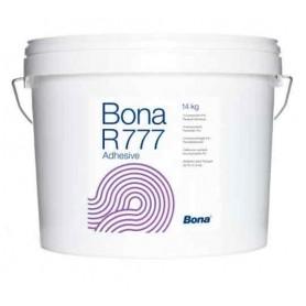 Паркетный клей Bona R 777 2k  2-х компонентный  полиуретановый, 7 кг