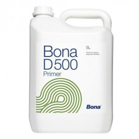 Грунтовка под клея Bona D500, экологически чистый воднодисперсионная, 5л